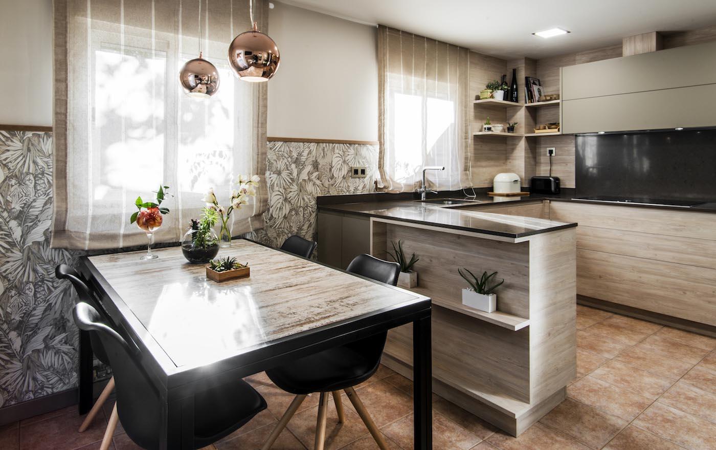 Reforma de cocina en c ciudad real zaragoza decaoba - Cocinas ciudad real ...
